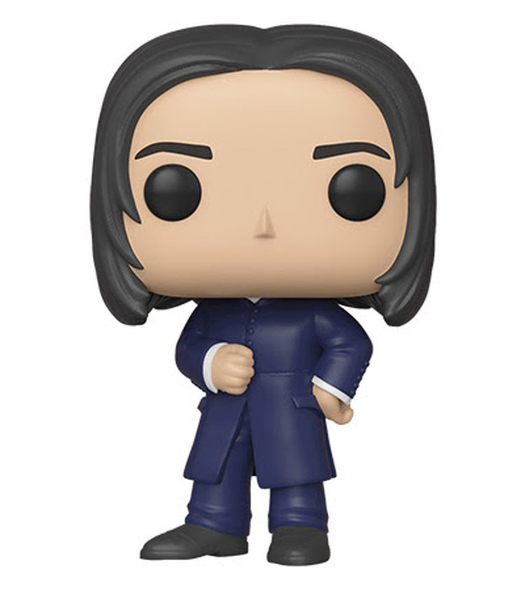 Funko Pop HP: Harry Potter S8 - Severus Snape (Yule) - Preventa