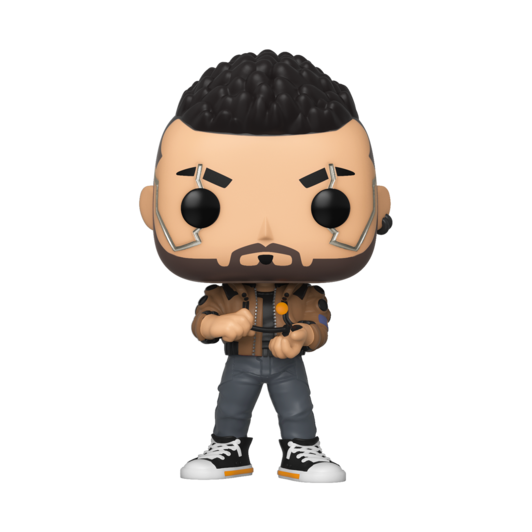 Funko Pop Games: Cyberpunk 2077 - V - Male Preventa