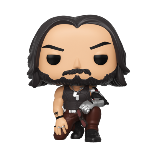 Funko Pop Games: Cyberpunk 2077 - Johnny Silverhand Preventa