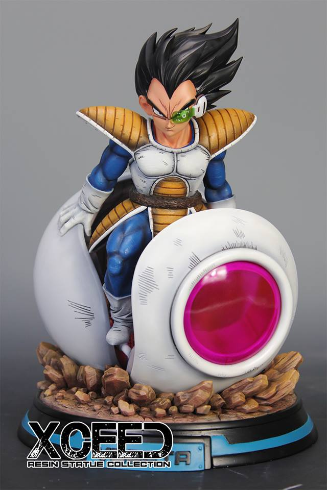 XCEED MRC Dragon Ball Z - The Arrival Vegeta