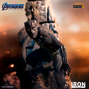 IRON Studios: Avengers Endgame - Black Panther Escala 1/10