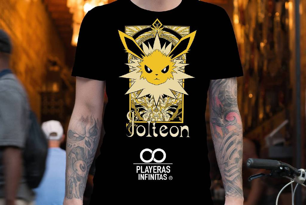 Jolteon, thunder!