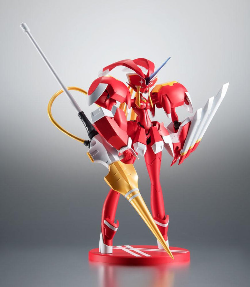 Bandai Robot Spirits Darling In The Franxx - Strelitzia XX - Preventa