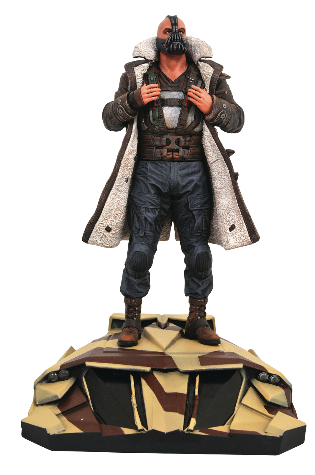 Diamond Select DC Movie Gallery The Dark Knight Rises Bane Preventa