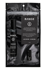 RANGE ESSENTIAL | FLOW BLEND 9 ML SPRAY BOTTLE KIT FREE 1 ML ROLL ON BOTTLE