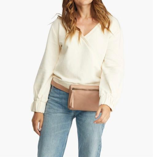 Elvia Zip Belt Bag