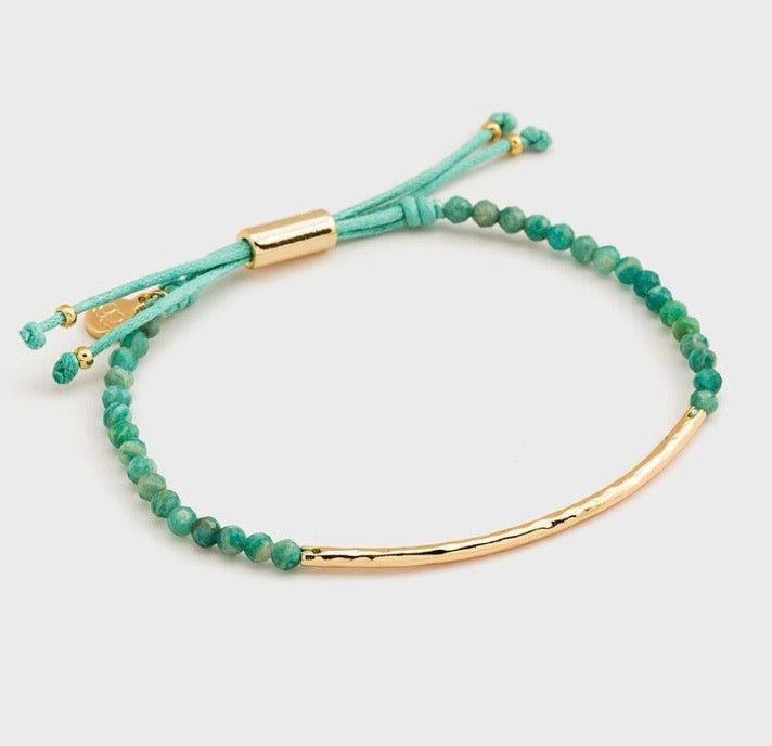 Russian Amazonite Power Bracelet