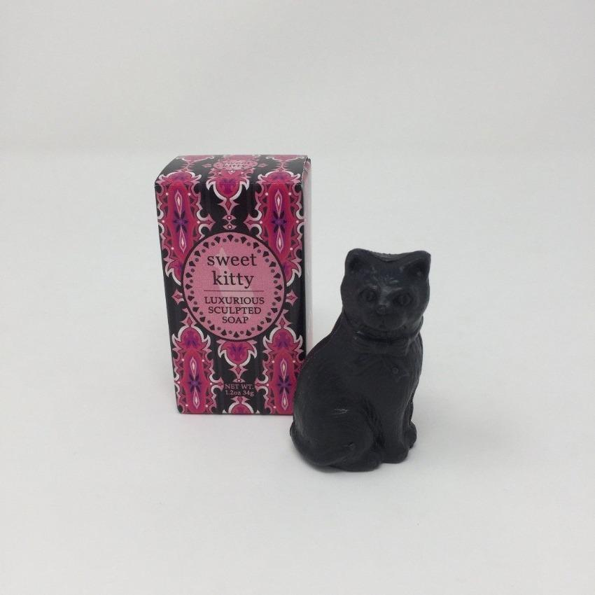 Scented Soap - Black Cat