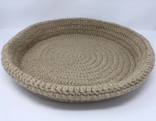 Round Pet Bed & Chill Pad