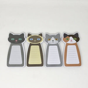 Community Cats Notepad Set