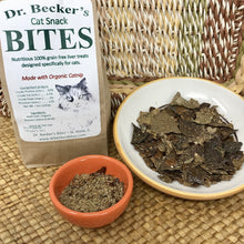 Dr. Becker's Bites Cat Snacks with Catnip