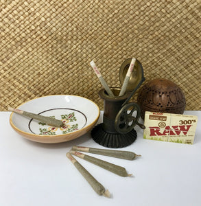 Meowijuana King Catnip Joints - 6 pack