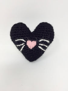 Heart Toy - Black