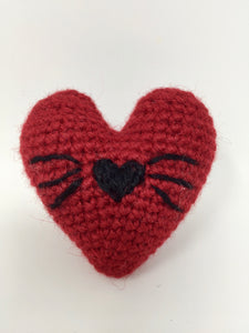 Heart Toy - Red