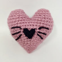 Heart Toy - Pink