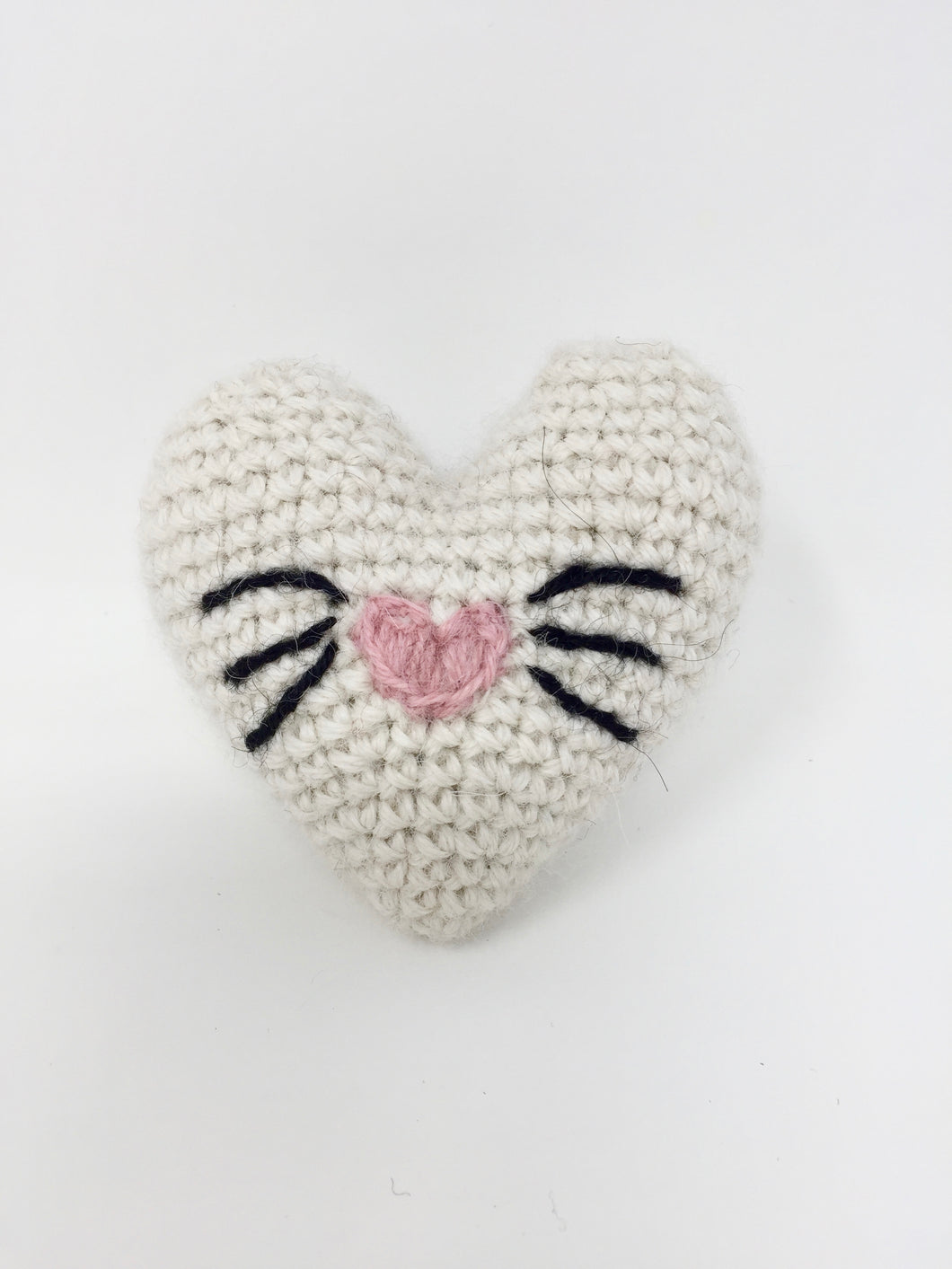 Heart Toy - Off-White