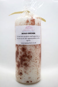 Spiritual Assistance Candles: Road Opener