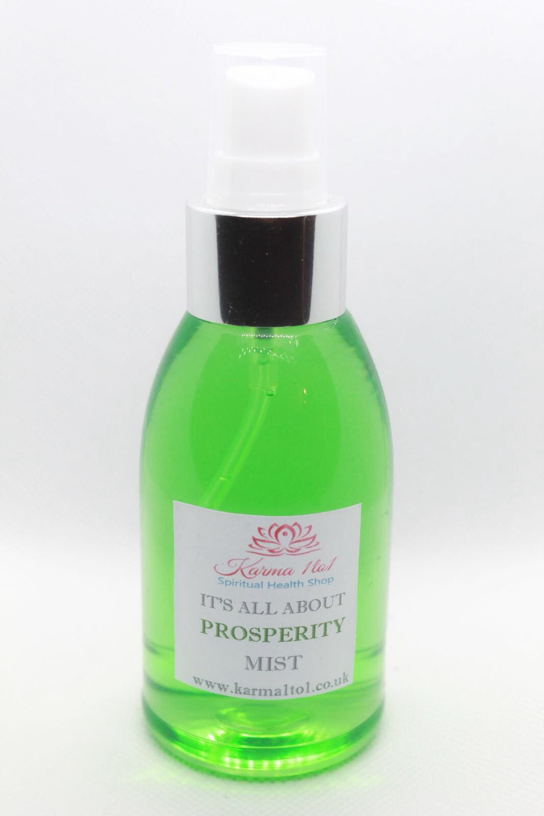 IT'S ALL ABOUT PROSPERITY MIST