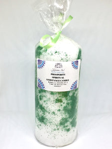 Spiritual Assistance Candles: Prosperity
