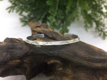Triangle Stamped Cuff