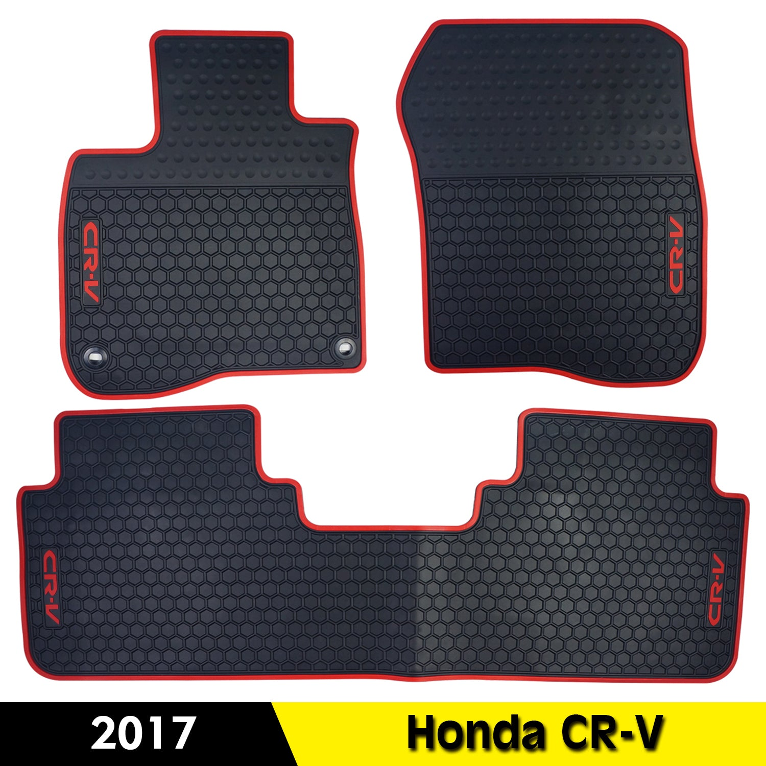 pilot mats black graphite genuine parts mat oem season honda all sza floor