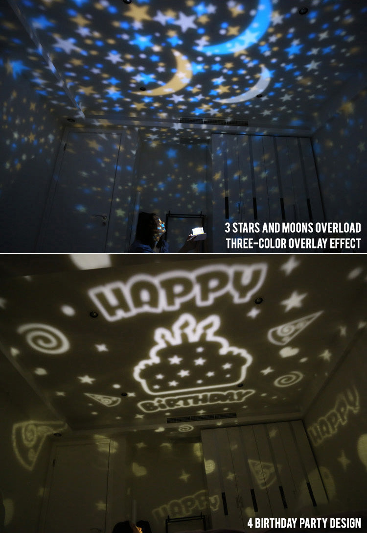 Fantasy Universe Light™ - Personalized Night Light Projector Lamp