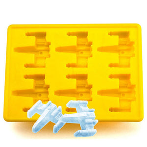 Star Wars X-Wing Fighter Ice Cube Mold - Sick Stuff