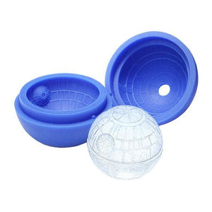Star Wars Death Star Ice Cube Mold - Sick Stuff