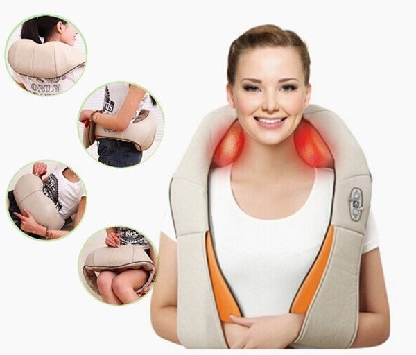 3D Pillow Massager - Sick Stuff