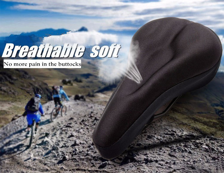 Extra Comfort Gel Saddle Cover