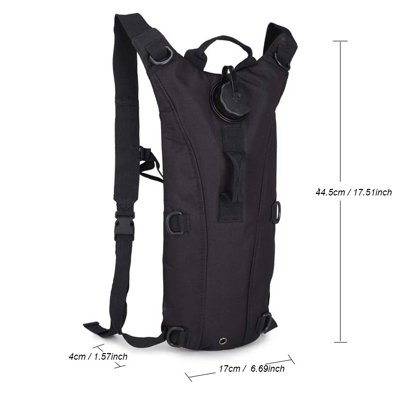 3L Hydration Water Backpack - Sick Stuff