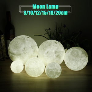 Luna™   Moon Light Lamp   Sick Stuff