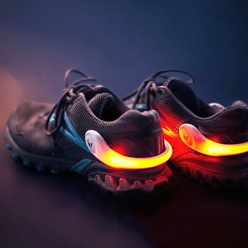 LED Luminous Shoe Clip - Sick Stuff