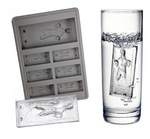 Star Wars Han Solo in Carbonite Ice Cube Mold - Sick Stuff