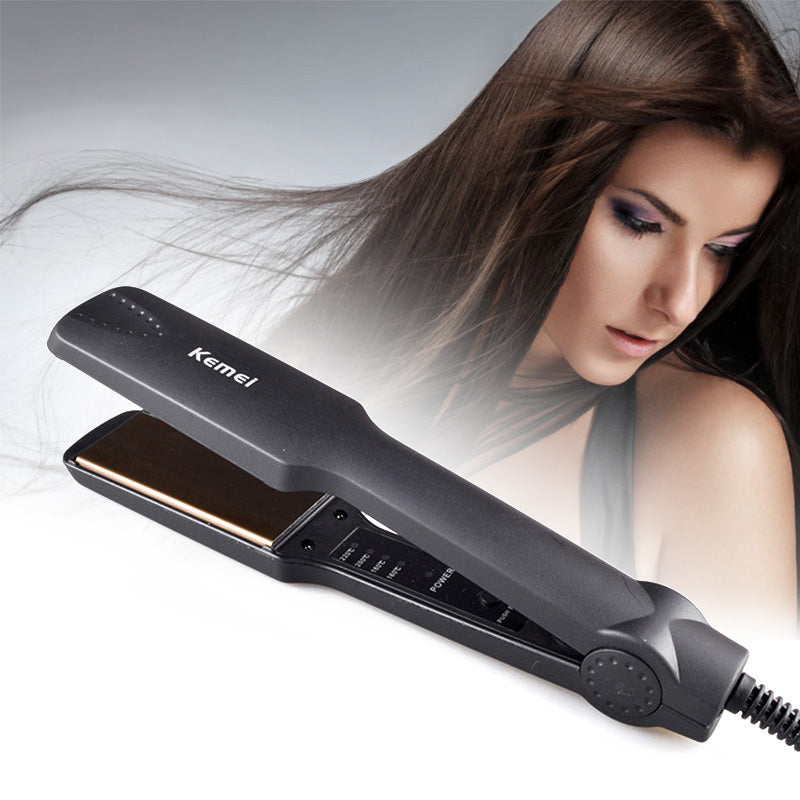ION Ceramic Hair Straightener - Sick Stuff
