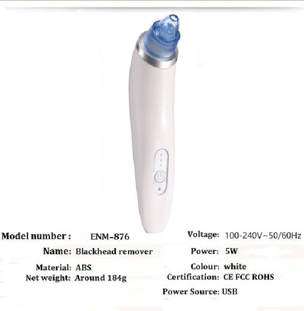 Blackhead Eliminator™ - Pore Vacuum Suction Device - Sick Stuff