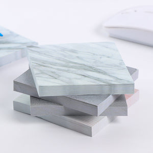 Marble Post-it Notes - Sick Stuff