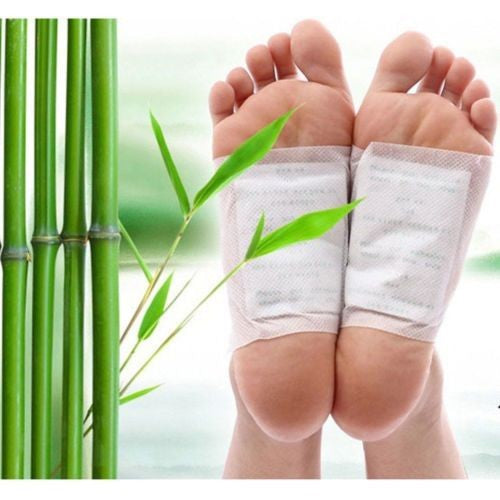 Foot Detox Herbal Pads (10 pcs) - Sick Stuff