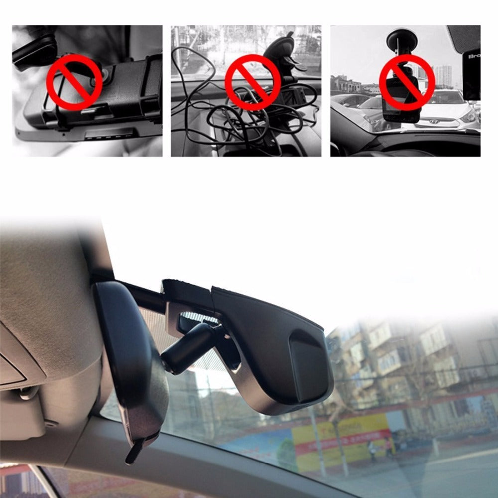 1080P WiFi DVR Dash Cam - Sick Stuff