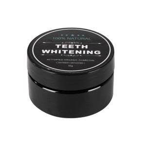 Activated Bamboo Charcoal Teeth Whitening - Sick Stuff