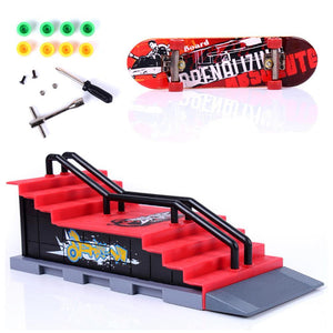 Fingerboard Ramp C - Sick Stuff