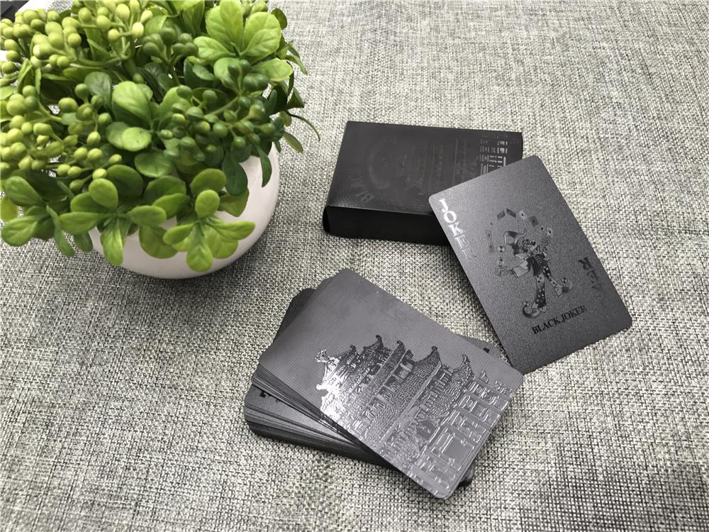 Black Diamond Playing Cards - Sick Stuff