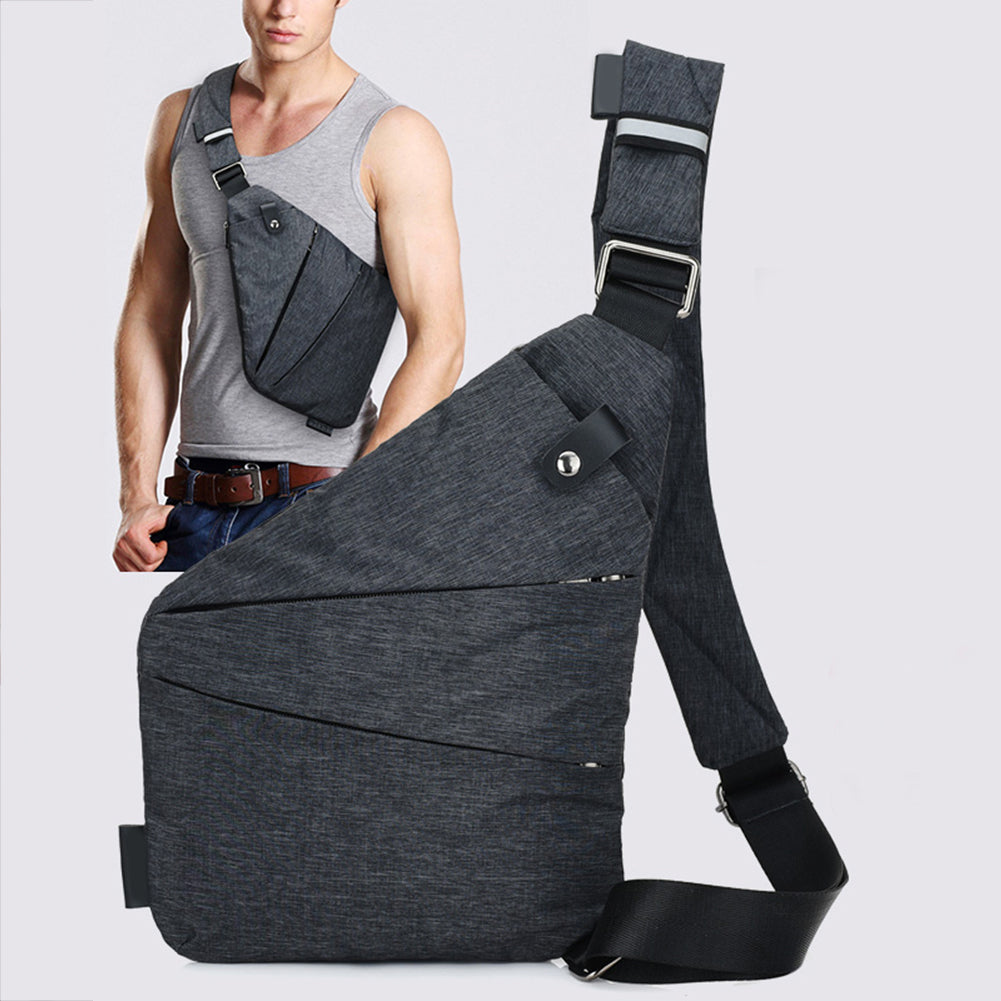 Anti-Theft Sling Bag - Sick Stuff