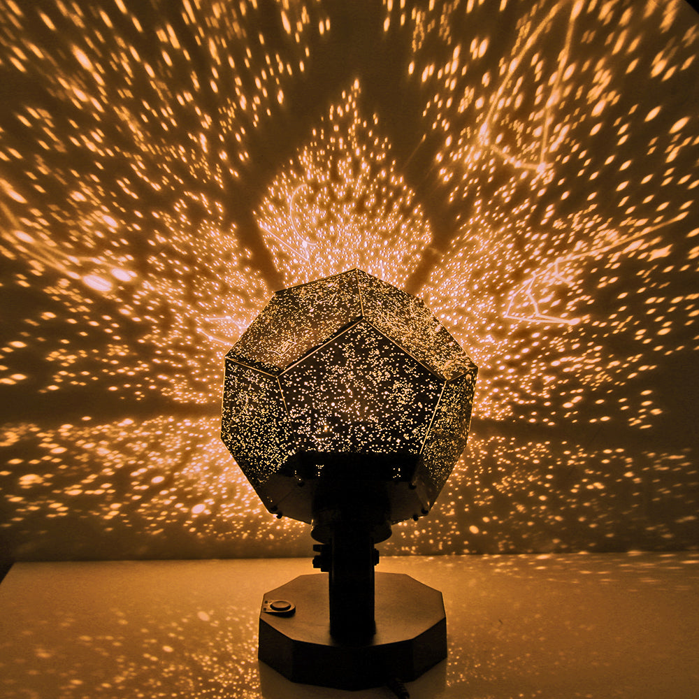 Fantasy Star Projector - Galaxy Style Night Lamp - Sick Stuff