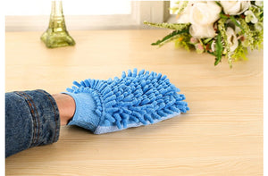 Ultra Mitt™ - MicroFiber Cleaning Gloves - Sick Stuff