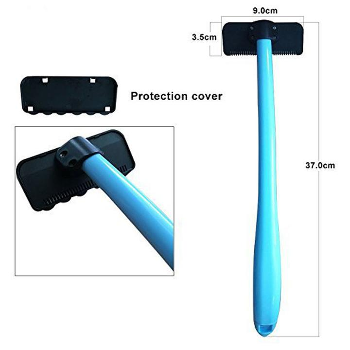 Sexyback™ - The Ultimate Back Shaver - Sick Stuff