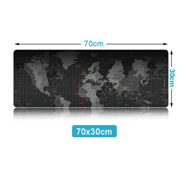 PadZilla™ - Large World Map Mouse Pad - Sick Stuff