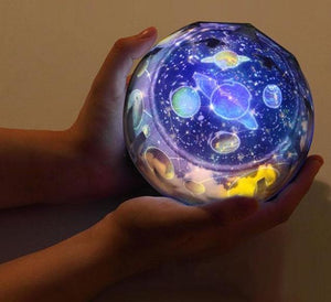 Universe Night Light Projector Lamp - Sick Stuff