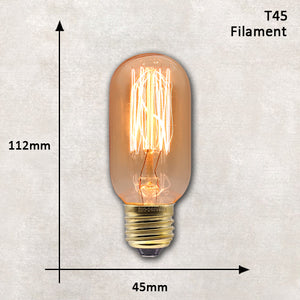 Retro Vintage Light Bulb - Sick Stuff