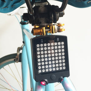 Bicycle Turn Signal Tail Light - Sick Stuff